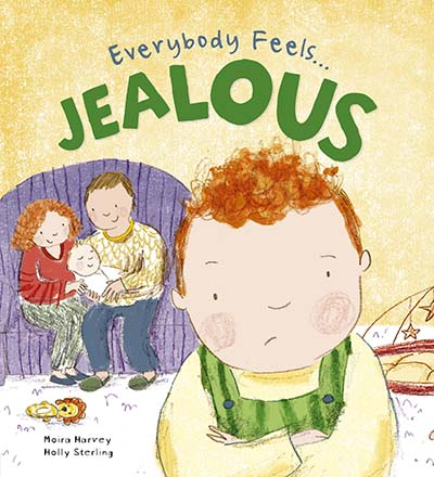 Everybody Feels Jealous - Jacket