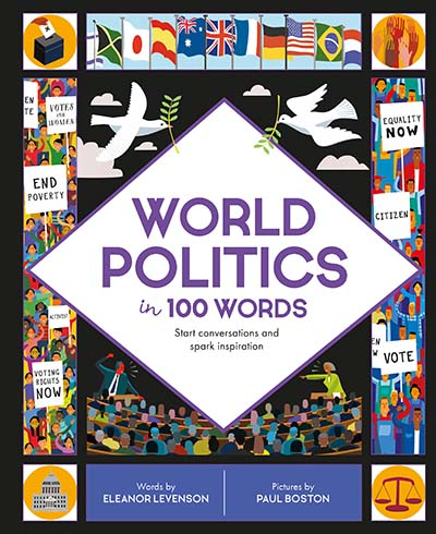 World Politics in 100 Words - Jacket
