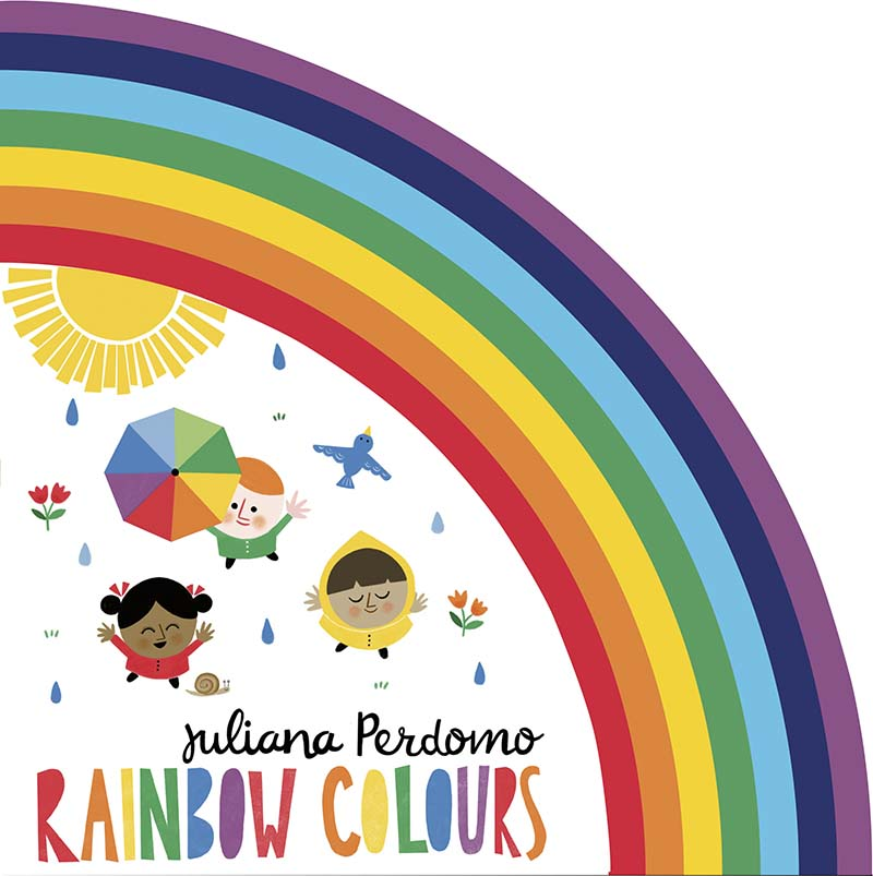Rainbow Colours - Jacket