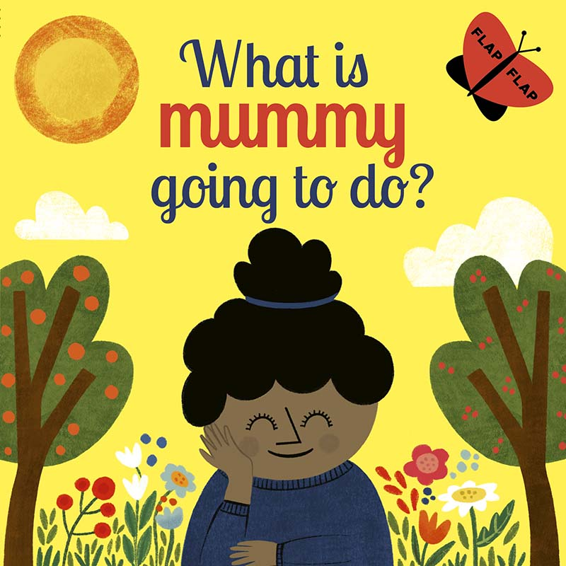 What is Mummy Going to Do? - Jacket