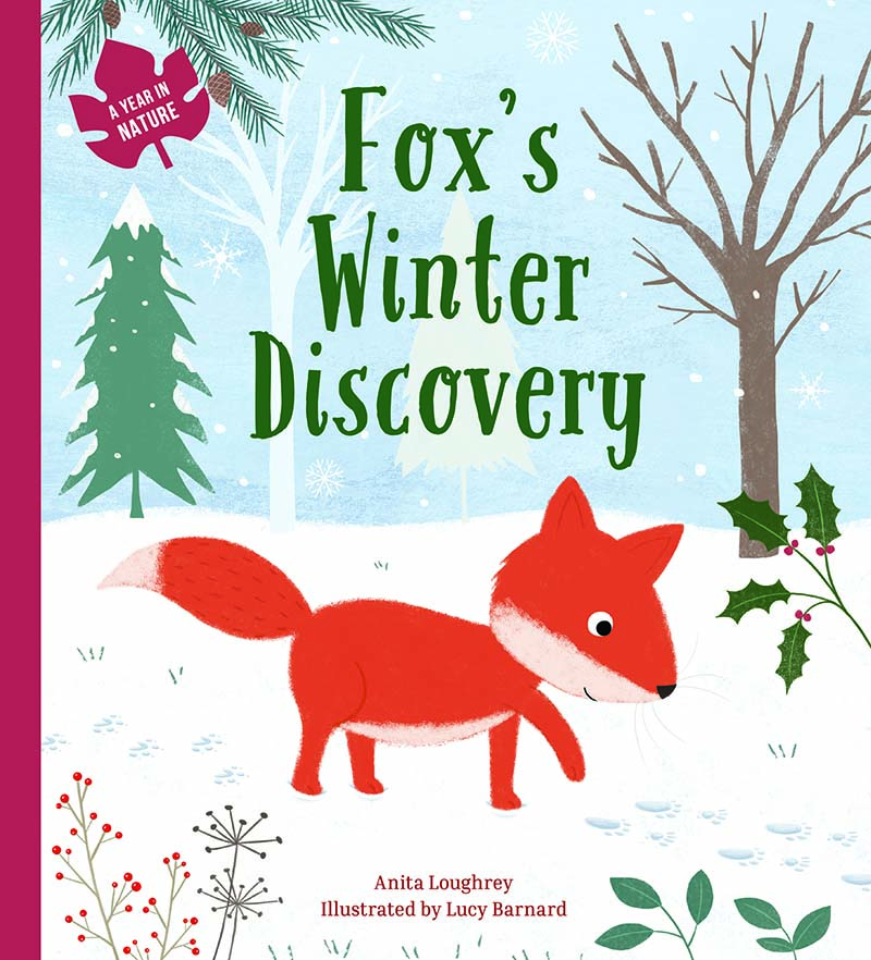 Fox's Winter Discovery - Jacket