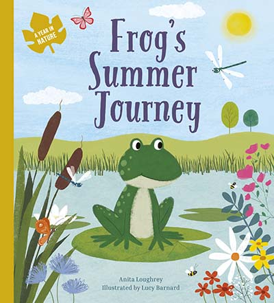 Frog's Summer Journey - Jacket