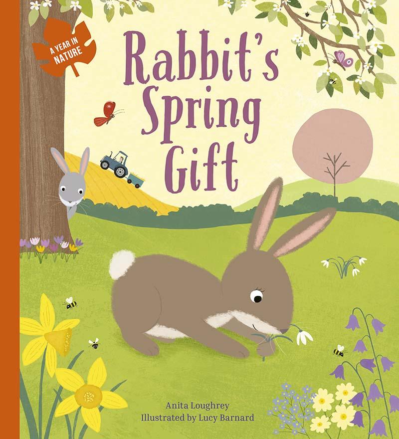 Rabbit's Spring Gift - Jacket