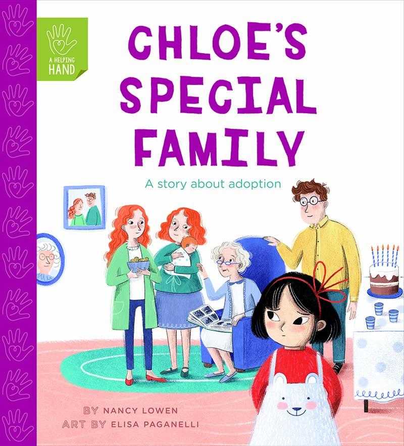 Chloe's Special Family - Jacket