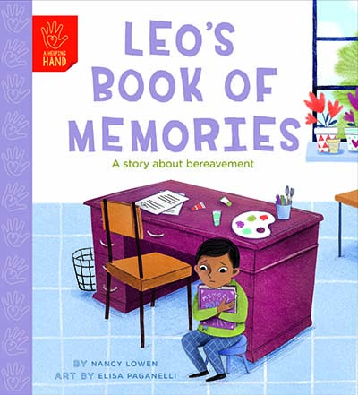 Leo's Book of Memories - Jacket