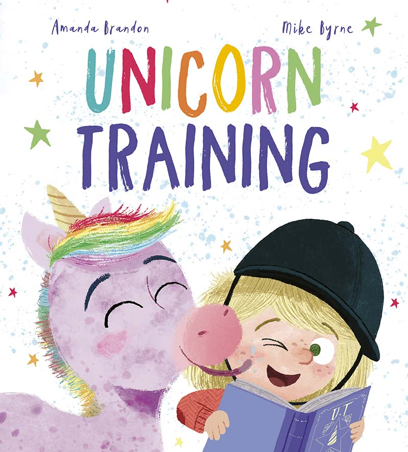 Unicorn Training - Jacket