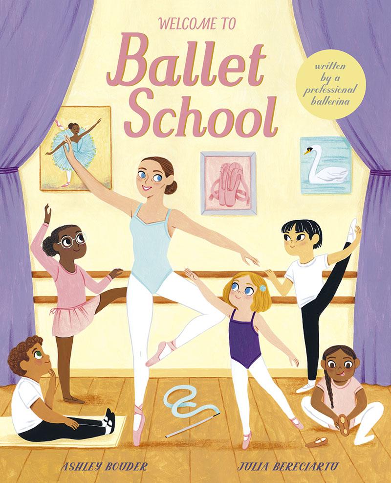 Welcome to Ballet School - Jacket
