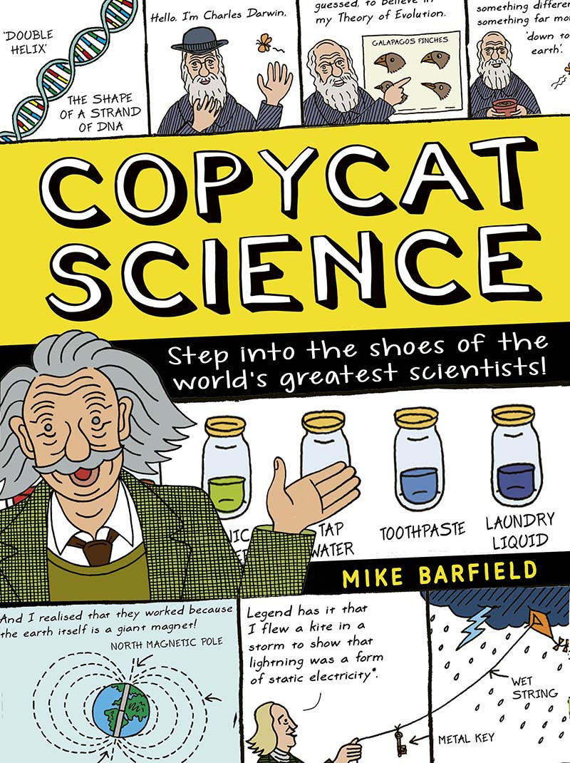 Copycat Science - Jacket