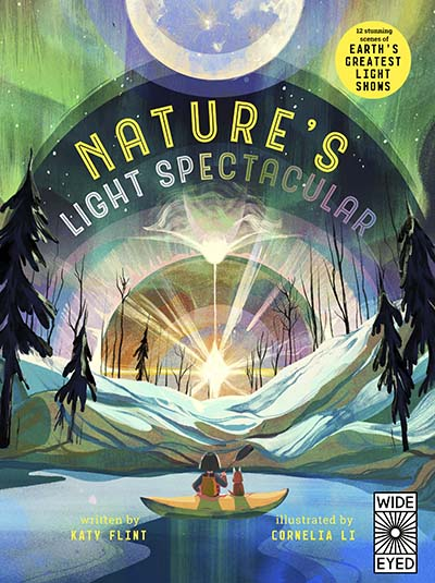 Glow in the Dark: Nature's Light Spectacular - Jacket