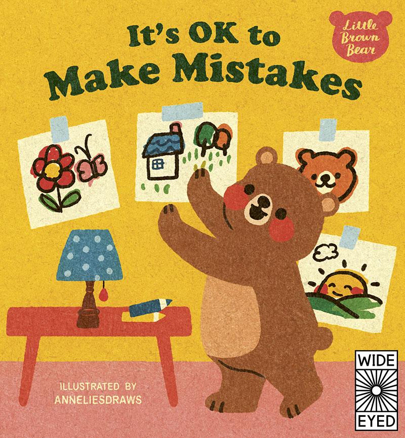 It's OK to Make Mistakes - Jacket