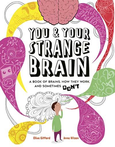 You & Your Strange Brain - Jacket