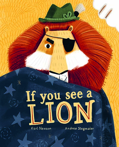 If You See a Lion - Jacket