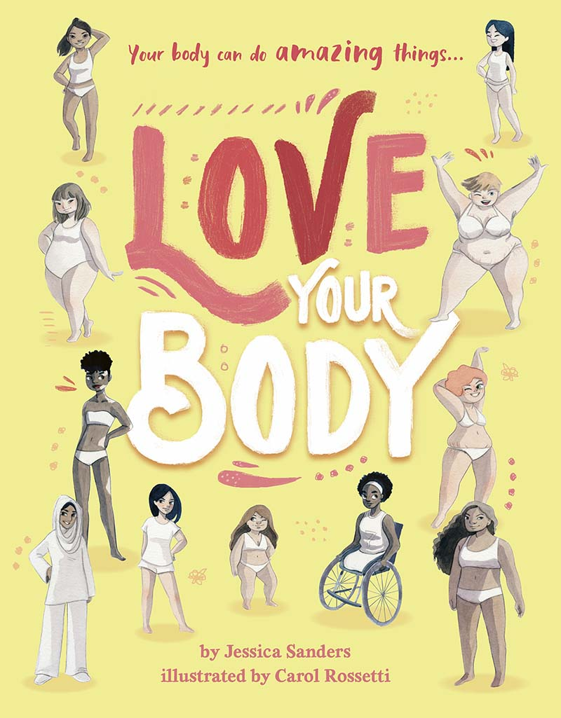 Love Your Body - Jacket