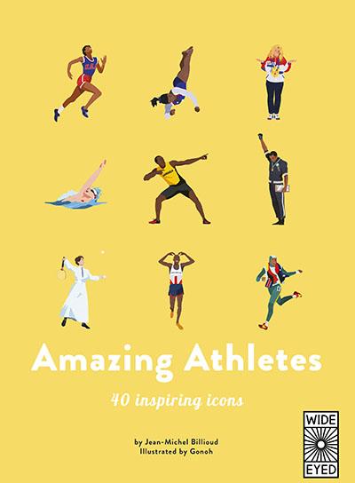 40 Inspiring Icons: Amazing Athletes - Jacket