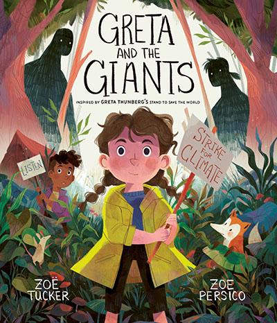 Greta and the Giants - Jacket