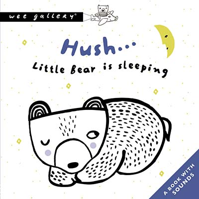 Hush... Little Bear Is Sleeping - Jacket
