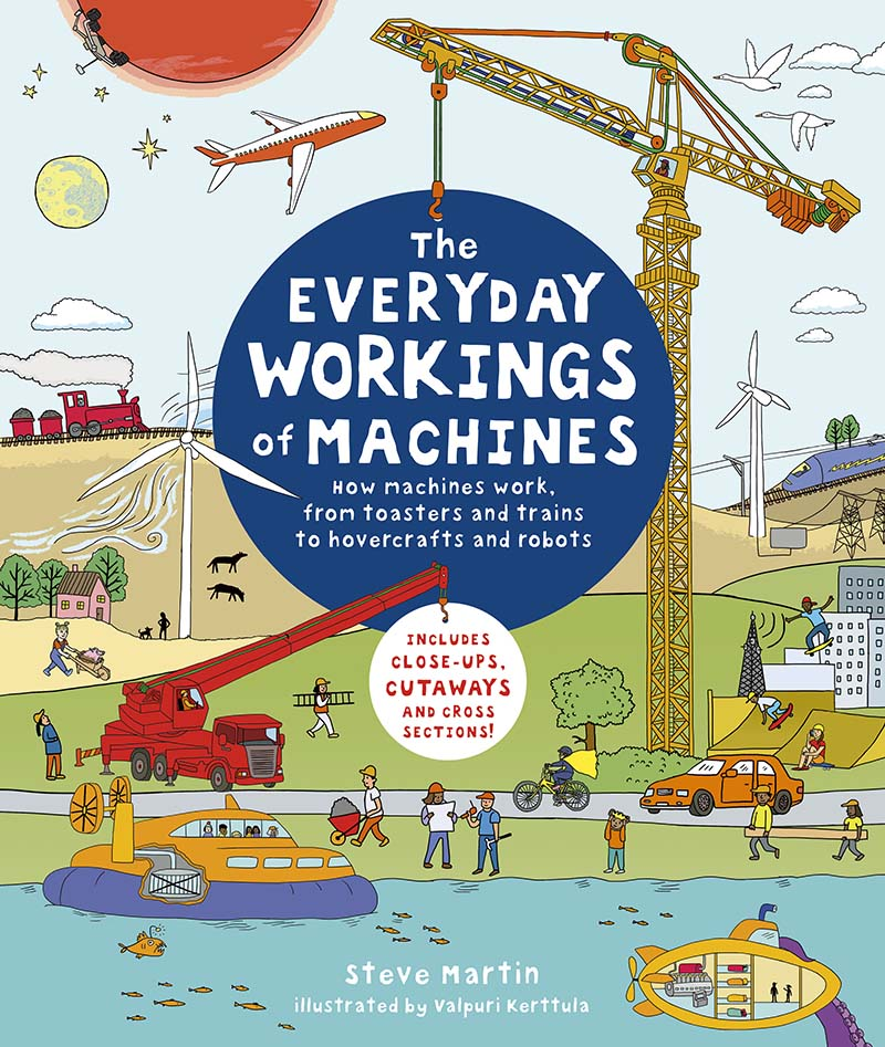 The Everyday Workings of Machines - Jacket