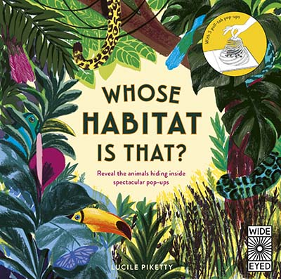 Whose Habitat is That? - Jacket