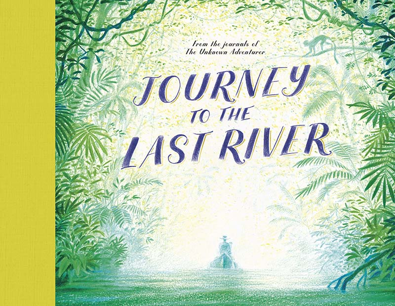 Journey to the Last River - Jacket