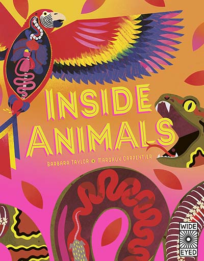 Inside Animals - Jacket