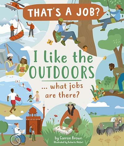 I Like The Outdoors ... what jobs are there? - Jacket