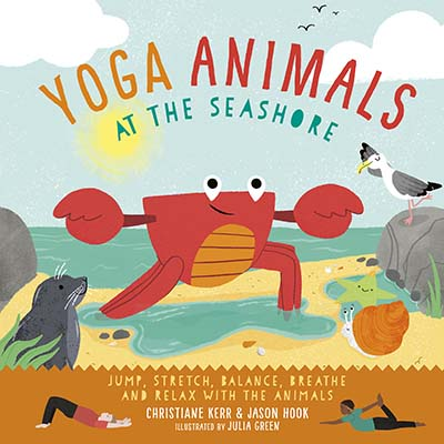 Yoga Animals: At the Seashore - Jacket