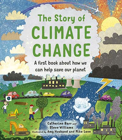 The Story of Climate Change - Jacket