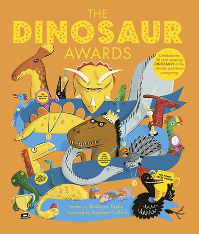The Dinosaur Awards - Jacket