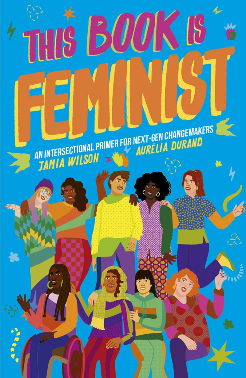 This Book Is Feminist - Jacket