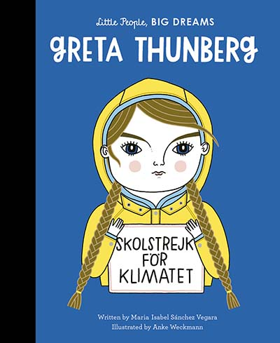Greta Thunberg - Jacket