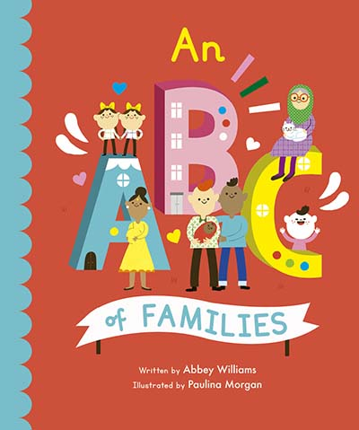 An ABC of Families - Jacket
