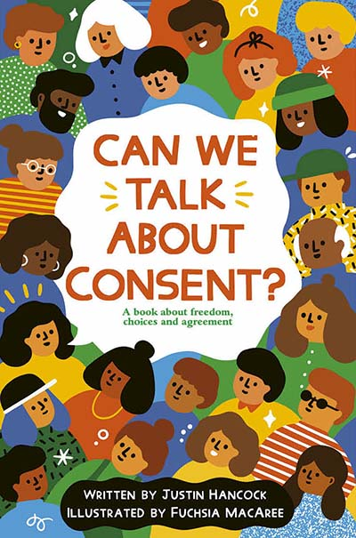Can We Talk About Consent? - Jacket