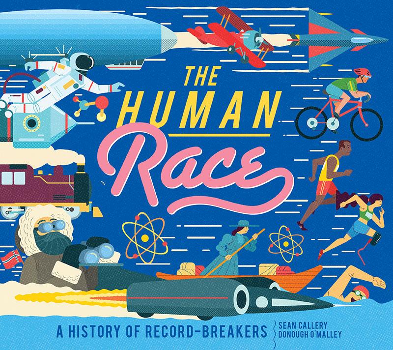 The Human Race - Jacket