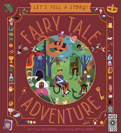 Let's Tell a Story: Fairy Tale Adventure - Jacket