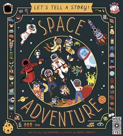 Let's Tell a Story: Space Adventure - Jacket