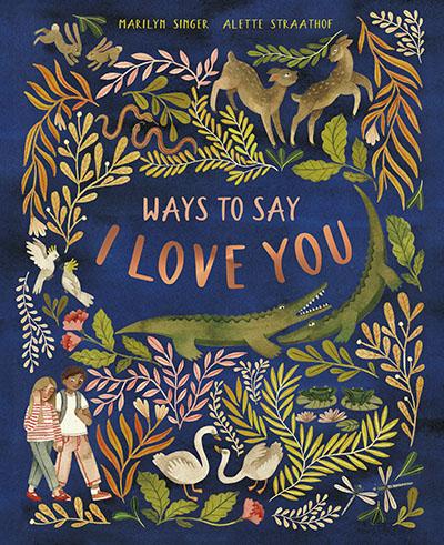 Ways to Say I Love You - Jacket