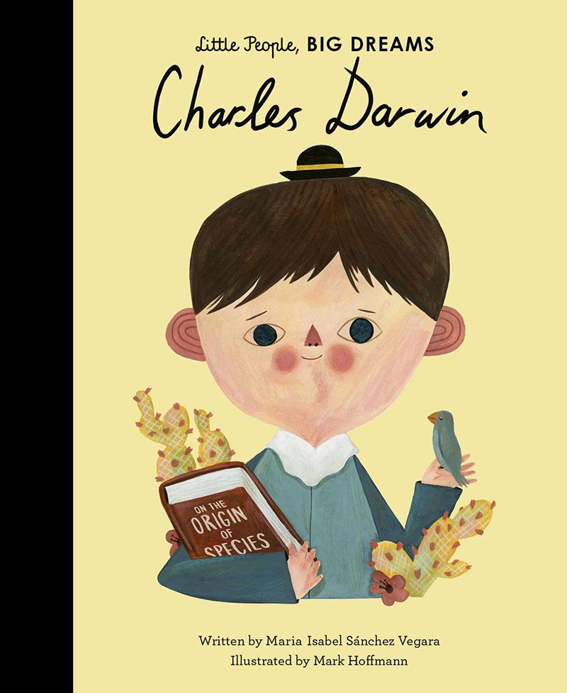 Charles Darwin - Jacket