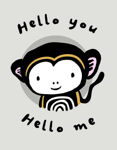 Hello You, Hello Me - Jacket