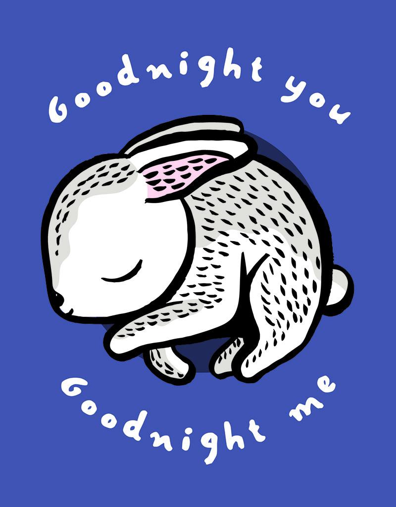 Goodnight You, Goodnight Me - Jacket