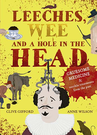 Leeches, Wee and a Hole in the Head - Jacket
