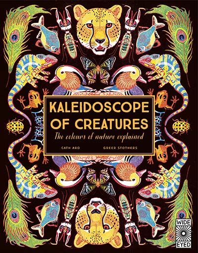 Kaleidoscope of Creatures - Jacket