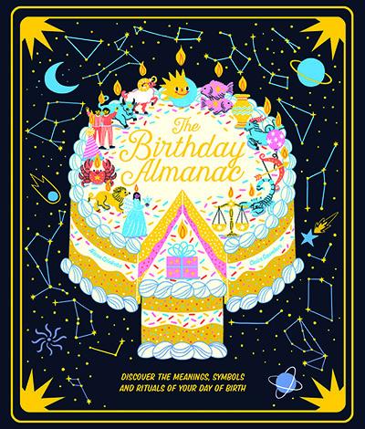 The Birthday Almanac - Jacket