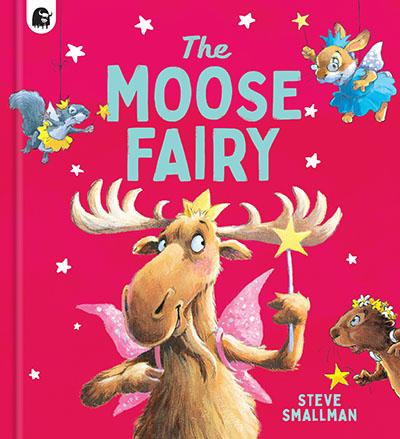 The Moose Fairy - Jacket
