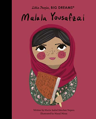 Malala Yousafzai - Jacket