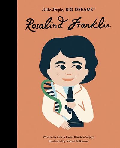 Rosalind Franklin - Jacket