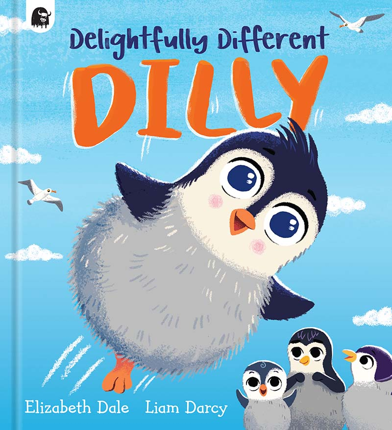 Delightfully Different Dilly - Jacket