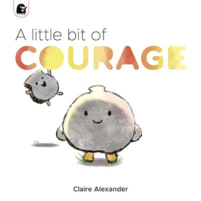 A Little Bit of Courage - Jacket