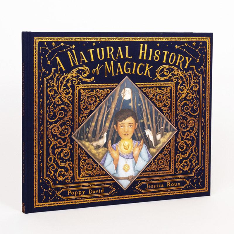 A Natural History of Magick - Jacket