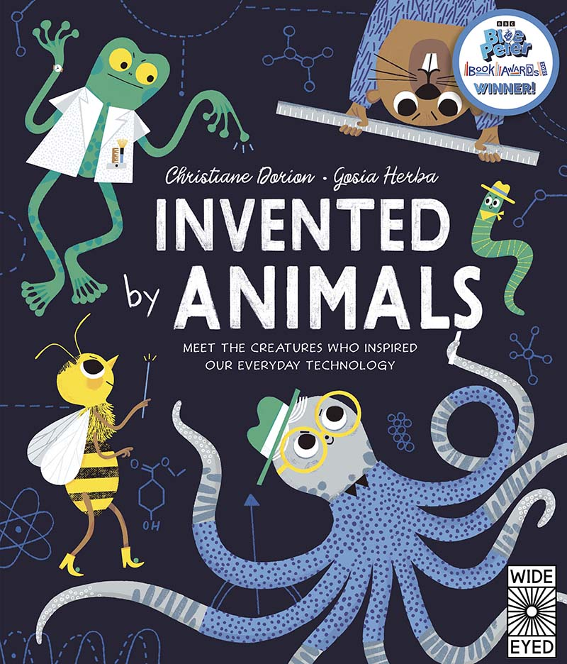 Invented by Animals - Jacket