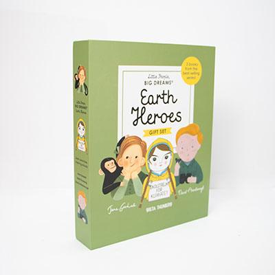 Little People, BIG DREAMS: Earth Heroes - Jacket